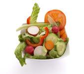 салат крупным планом 1 — Стоковое фото