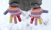 Snow fun 3 — Stock Photo