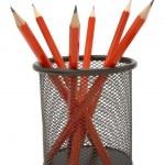 Office pencils 1 — Stock Photo