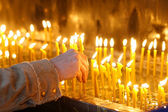 Candles 20 — Stock Photo