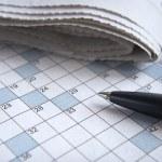 Crosswords 3 — Stock Photo