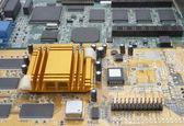 Computer parts — Stock Photo