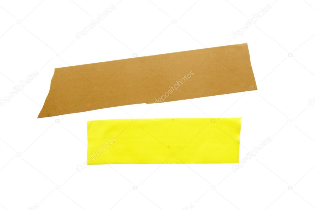 Adhesive tape group 1 — Stock Photo #10944285