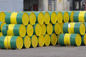 Olejová nádrž — Stock fotografie