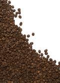 Zrnková káva aroma — Stock fotografie