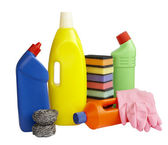Hygiene cleaners housework — Stock Photo