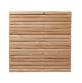 Wooden background note — Stock Photo