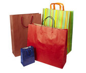 Shoping bag consumerism retail — Stock Photo