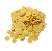 Corn flakes cereals muesli food — Stock Photo