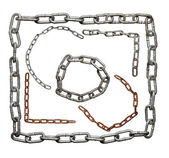 Chain connection slavery strenght link — Stock Photo