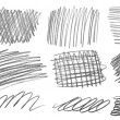 Pencil strokes art craft — Stock Photo #11308332