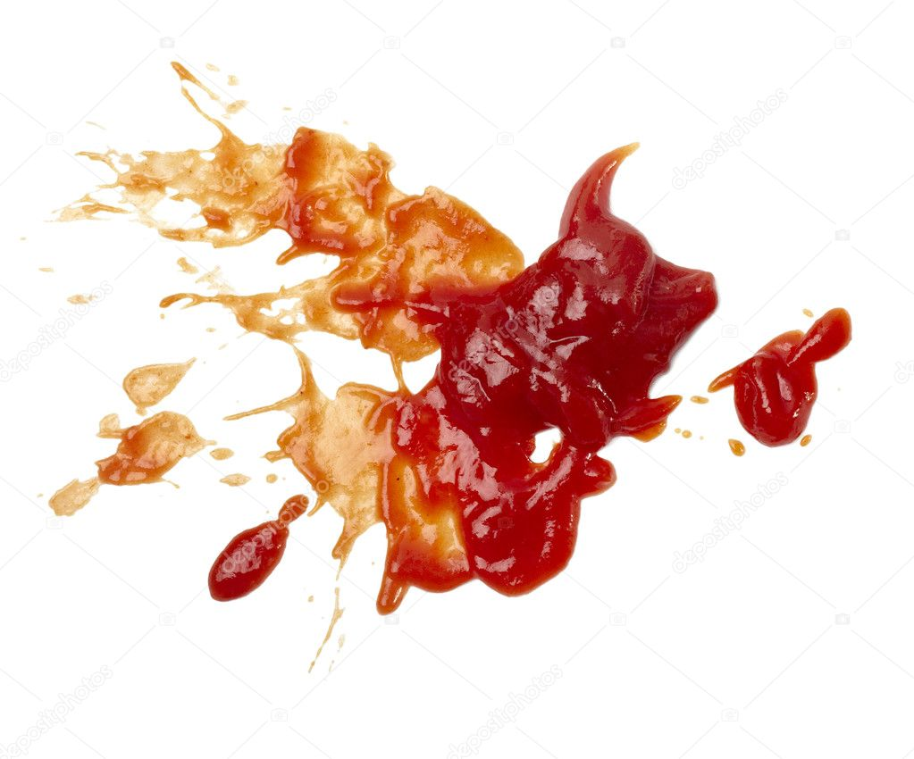ketchup stain dirty seasoning condiment food stock photo picsfive 11412232. Black Bedroom Furniture Sets. Home Design Ideas
