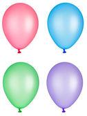 Balloon toy childhood celebration fiesta — Foto de Stock