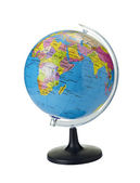Globe earth sphere toy education — Stock Photo