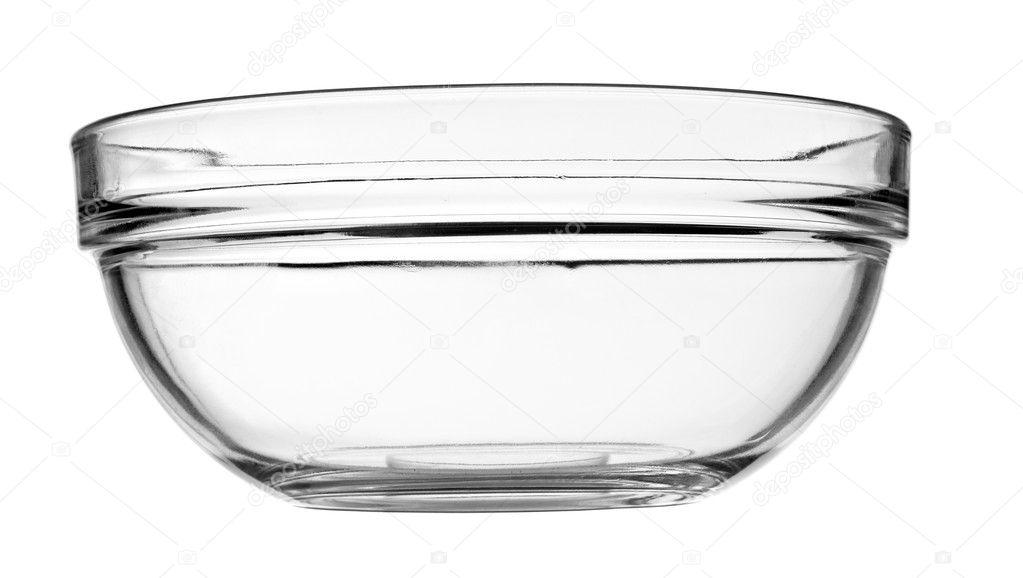 Plato transparente recipiente de vidrio foto de stock 12413181 depositphotos - Vidrio plastico transparente precio ...