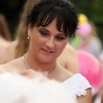 Brides parade 2012 — Stock Photo #12026398