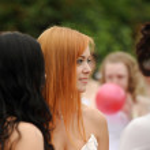 Brides parade 2012 — Stock Photo #12026408