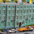 Stock Photo: Museum Grand Layout Russia
