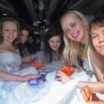 Brides parade 2012 — Stock Photo #12029854