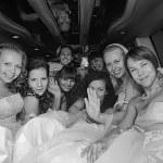 Brides parade 2012 — Stock Photo #12030002