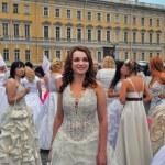 Brides parade 2012 — Stock Photo #12030039