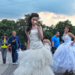 Brides parade 2012 — Stock Photo #12030132