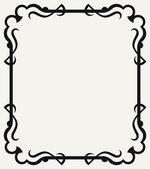 Kalligrafische ontwerp element en pagina decoratie — Stockvector
