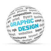 Graphic Design — Stock Photo