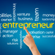 Stock Photo: Entrepreneur