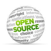 Open Source — Stock Photo