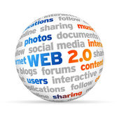 Web 2.0 — Stock Photo