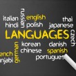 Languages — Stock Photo