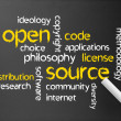 Open Source - Stock Photo