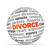 Divorce — Stock Photo