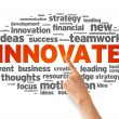 Innovate — Stock Photo #11937548