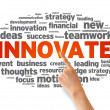 Innovate - Stock Photo