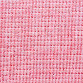 Close-up pink fabric textile texture for background — Zdjęcie stockowe