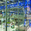 Suvarnabhumi Airport - Stock Photo