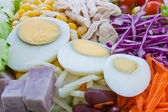 Close up healthy food — Stock Photo