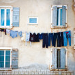 Clothes Line - Photo