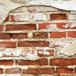 Grunge bricks wall background — Stock Photo