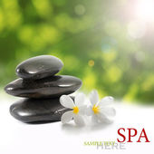 Spa background. — Stock Photo