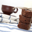 Stock Photo: Brownie