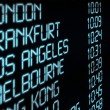 Departure Timetable — Stock Photo #10751938