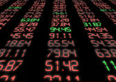 Stock Market — Stock Photo