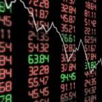 Stock Market Down — Stock Photo #10791560