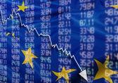 Crisis in Europe — Stock Photo