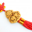 Stock Photo: Chinese auspicious knot
