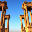 Relics of Palmyra in Syria — Stock Photo #10738684