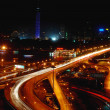 Stock Photo: Night scenes of Cairo, Egypt